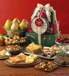 Grand Holiday Tower of Treats® Gift
