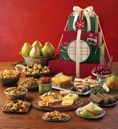 Supreme Holiday Tower of Treats® Gift