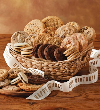 Birthday Cookie Gift Basket by Harry & David