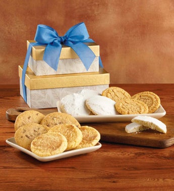 Free cookie gift tower sugar free cookie gift tower negle Image collections