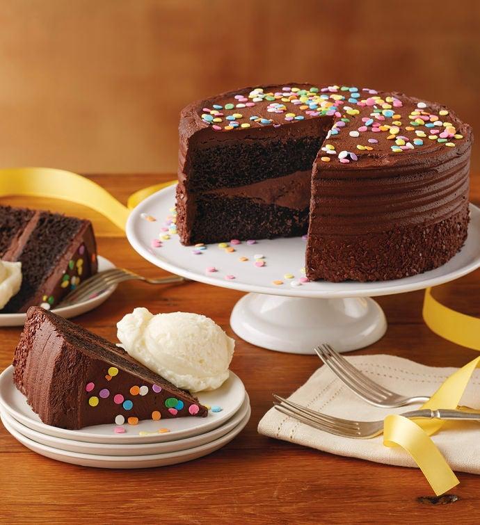 Chocolate Birthday Cake Birthday Cake Delivery Harry David