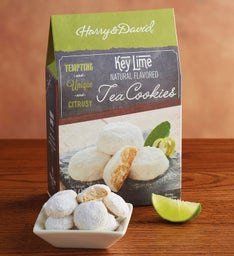 Key Lime Tea Cookies (10 oz)