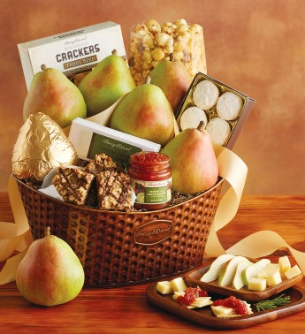 Summer Classic Favorites Gift Basket