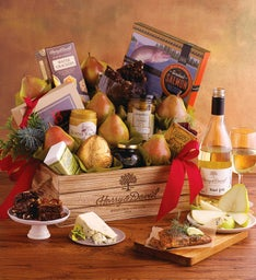 Grand Northwest Gift Basket with Wine
