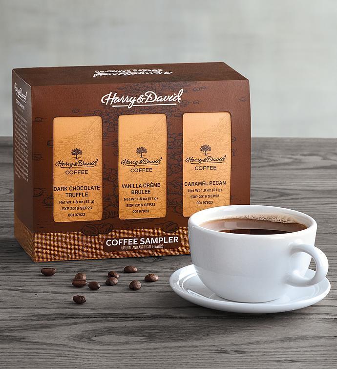 Coffee Sampler Pack