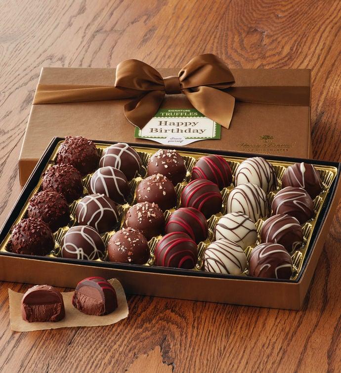 Birthday Truffle Gift Box by Harry & David
