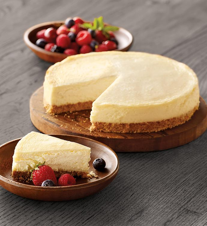Signature New YorkStyle Cheesecake