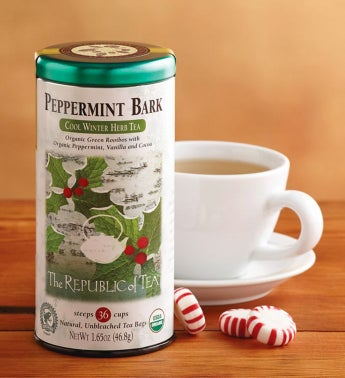 Peppermint Bark Tea by Harry & David