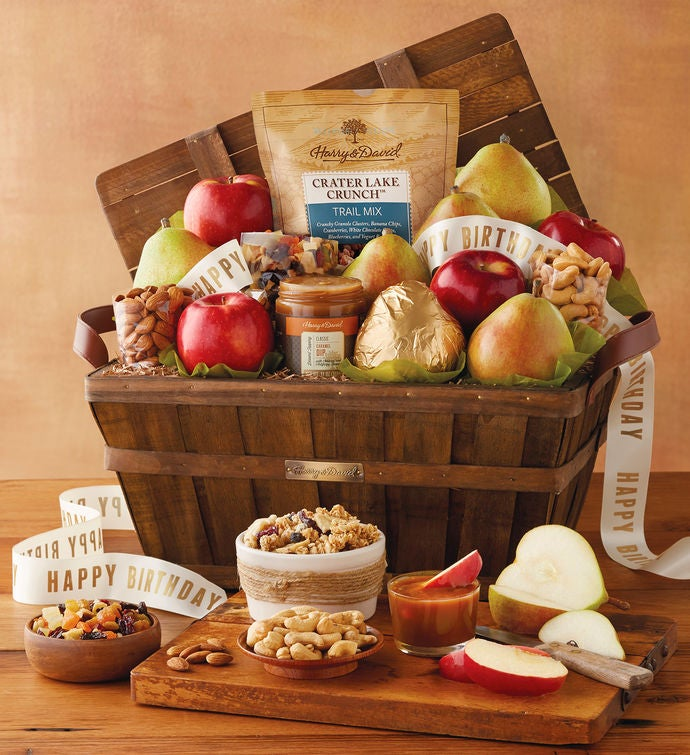Harry And David Birthday Gift Baskets : Birthday picnic gift basket harry david