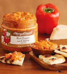 Red Pepper and Cheese Spread