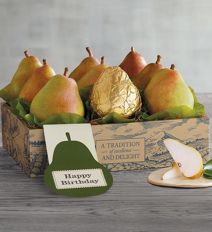 Birthday Royal Riviera Pears Gift Box