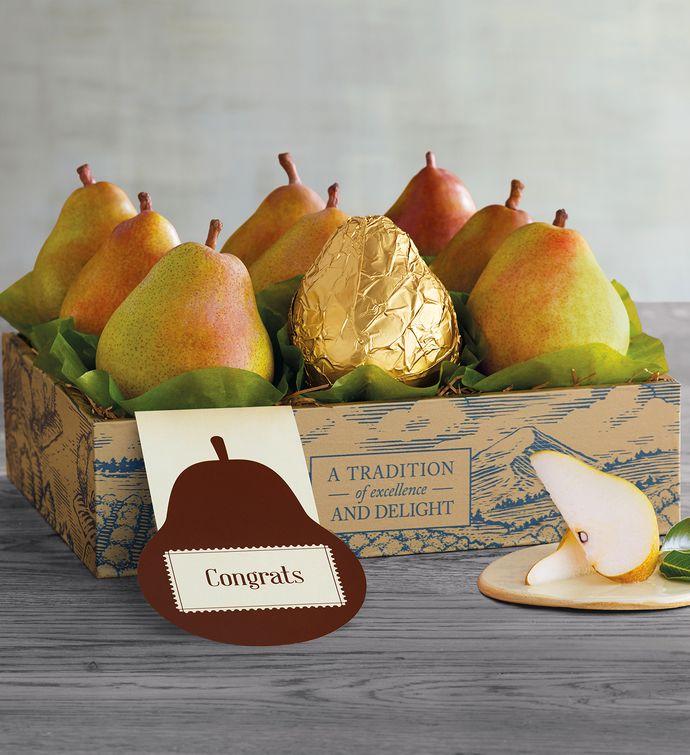 Congratulations Royal Riviera Pears