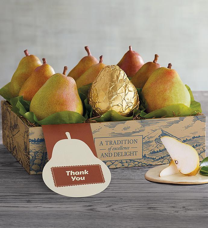 Thank You Royal Riviera Pears Gift Box