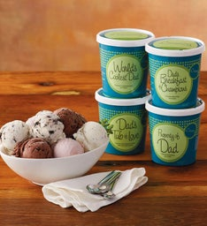 Father's Day Ice Cream Assortment