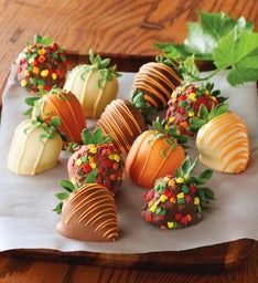 Harvest Chocolate-Covered Strawberries