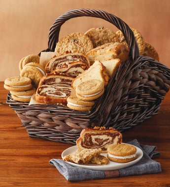 Summer's Best Bakery Basket