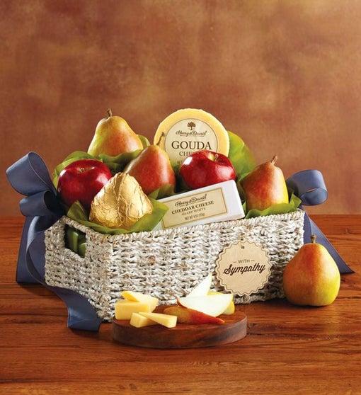 Classic Sympathy Gift Basket
