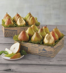 Two Boxes of The Favorite Royal Riviera Pears
