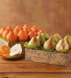 Royal Riviera® Pears and Cushman's® HoneyBells