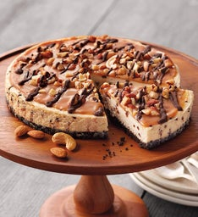 Moose Munch Cheesecake