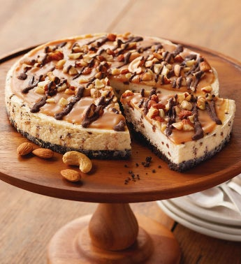 Moose Munch® Cheesecake