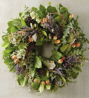 Vineyard Wreath