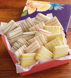 White Chocolate-Covered Grahams