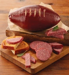 Football Summer Sausage