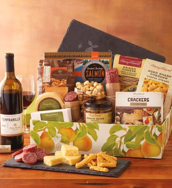 Picnic Founder's Gift Box with Wine