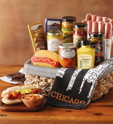 Chicago-Inspired Gift Basket