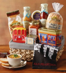 San Francisco Gift Basket