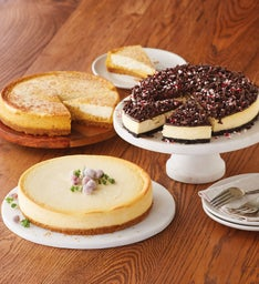 Season's Best Cheesecake Assortment