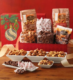 Festive Snack Assortment