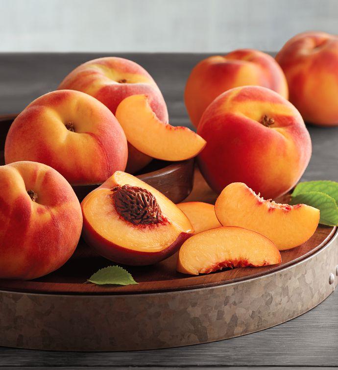 Organic Oregold Peaches