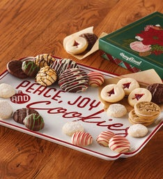Christmas Cookie Platter