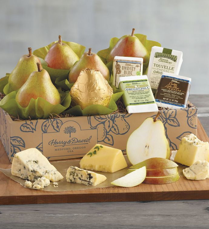 Rogue Valley Gift Box Food Gift Delivery Harry David