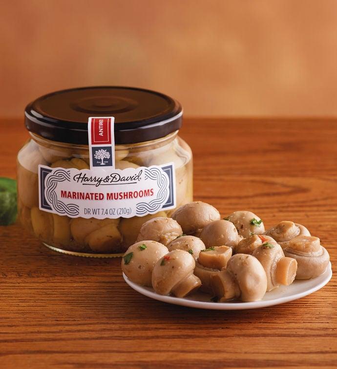 Marinated Mushrooms by Harry & David