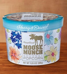 Moose Munch® Premium Popcorn Drum