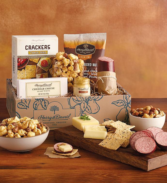 Snack Box | Gourmet Snacks | Harry & David