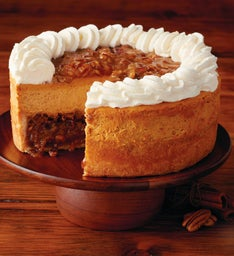 The Cheesecake Factory® Pumpkin Pecan Cheesecake - Family Size