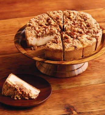 The Cheesecake Factory® Dutch Apple Caramel Streusel - Restaurant Size