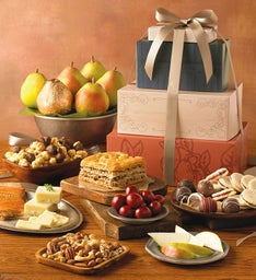 Deluxe Tower of Treats® Gift