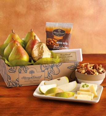 Merry Mix-Up® Gift Box | Fruit, Cheese & Nut Gift Boxes | Harry ...