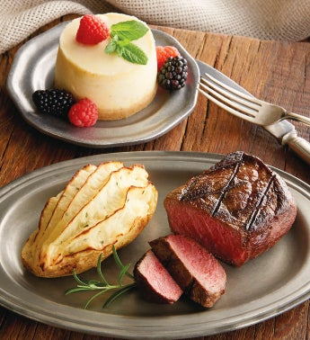 Stock Yards®-Filet of Top Sirloin Meal