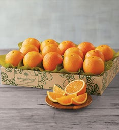 Navel Oranges  One Tray