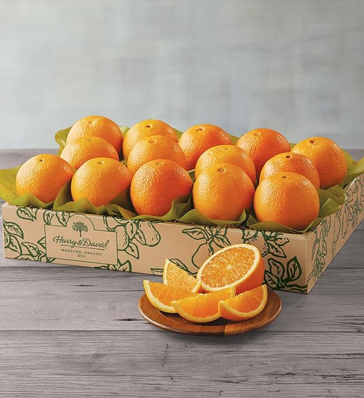 Navel Oranges - One Tray