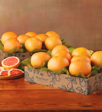 Red Grapefruit - Two Trays by Harry & David