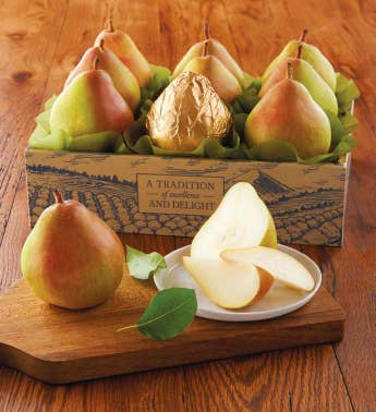 Organic The Favorite174 Royal Riviera174 Pears