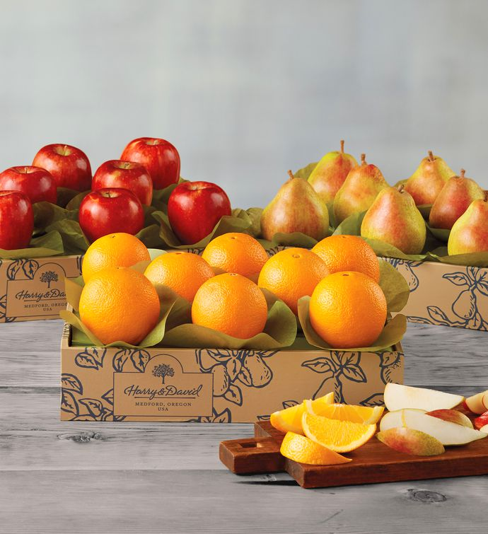 Triple Treat Organic Grand Fruit