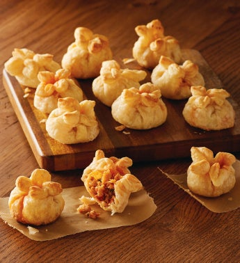 Stock Yards® Lobster and Shiitake Mushroom Puffs